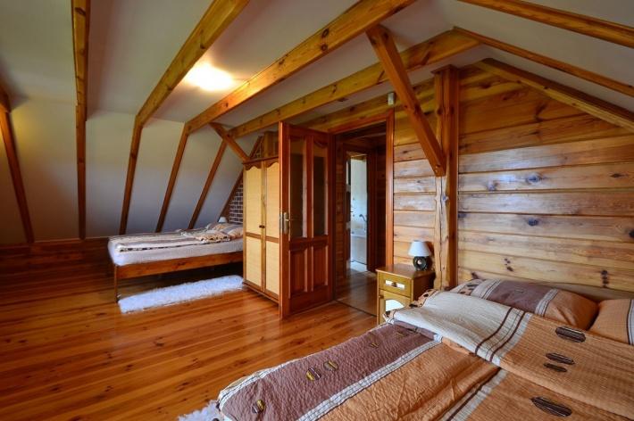 Druga sypialna na górze