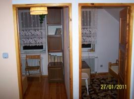 Dwie małe sypialnie(góra)  2x2os