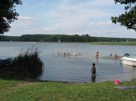 Własne kąpielisko -łagodne zejście do wody