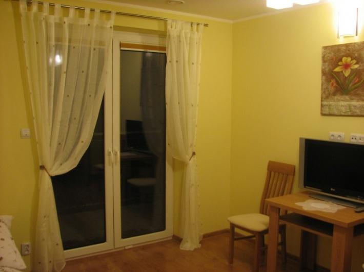 Pokój nr 3 - żółty
